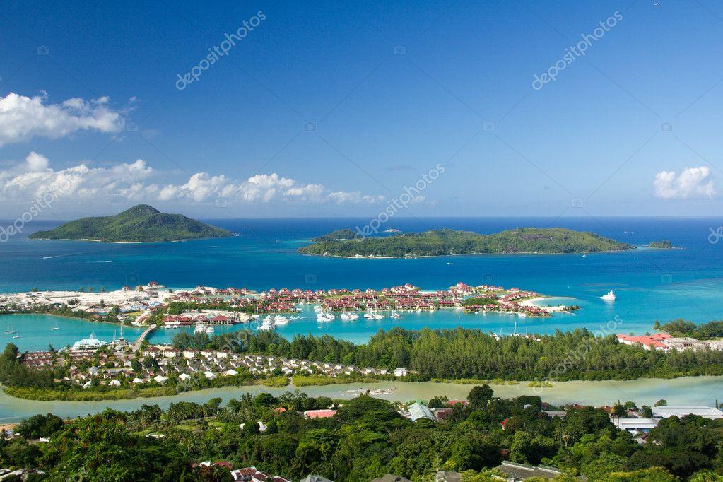 Eden island seychelles stock photo 18042011 5894384 - Eden island seychelles ...