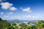 Victoria, Mahe, Seychelles — Stock Photo