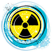 Radiation.eps — Stock Vector