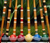 Croquet — Fotografia Stock