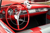 Araba dash — Stok fotoğraf