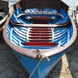 Boat on Orta lake — Foto Stock
