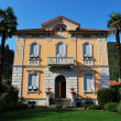 Italian villa and park — Stock Photo #5989413