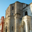 Churches in the old town of Gallipoli, Apulia, Italy — Stock Photo #6008068
