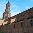 Stock Photo: Chiaravalle abbey in Milan