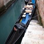 Gondola, Venice — Stock Photo