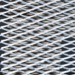 Pattern of metal grid — Stock Photo