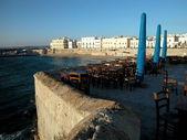 Starego miasta gallipoli, włochy — Zdjęcie stockowe