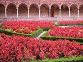 Certosa di pavia, italia — Foto Stock