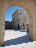 Sanctuary of Santa Maria di Leuca — Stock Photo
