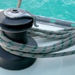 Winch and rope - 