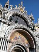 Saint mark katedrali, venedik — Stok fotoğraf