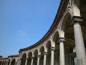Arcada de la rotonda besana, milán — Foto de Stock