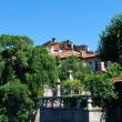 Orta lake — Stock Photo