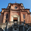 Stock Photo: Baroque church