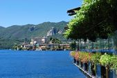Orta lake — Foto Stock