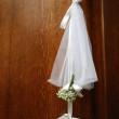 Wedding flowers decoration — Foto de Stock