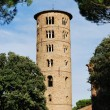 St. Apollinare in Classe round tower — Stock Photo