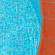 Swimming pool detail — Stock Photo #6524871