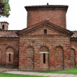Galla Placidia Mausoleum - Stockfoto