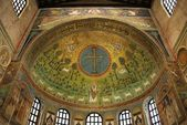 St. Apollinare in Classe church — Foto Stock