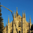 Foto Stock: Christmas in Milan