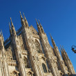 Cathedral of Milan — Stock Photo #6645888