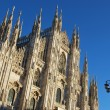 Cathedral of Milan — Stock Photo #6645901