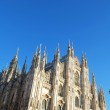 Cathedral of Milan — Stock Photo #6645914