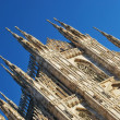 Cathedral of Milan — Stock Photo #6645927