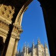 Cathedral of Milan — Stock Photo #6645937