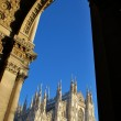 Cathedral of Milan — Stock Photo #6645946