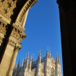 Cathedral of Milan — Stock Photo #6645965