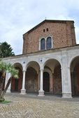 церковь святого аполлинаре нуово — Стоковое фото