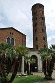 St. Apollinare Nuovo church — Foto de Stock