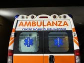 Ambulanza — Foto Stock