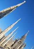 Cathedral of Milan — Stock Photo