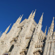 Stock Photo: Cathedral of Milan