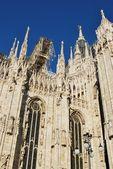 Kathedrale von Mailand — Stockfoto