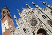 Cathedral, Monza — Stock Photo