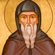 Orthodox religious icons fragment — Stock Photo #5962786