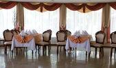 レストランのインテリア — ストック写真