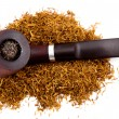 Tobacco pipe - Stock Photo