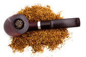 Tobacco pipe — Stock Photo