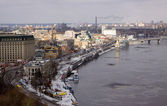 View of Kiev — Stock Photo