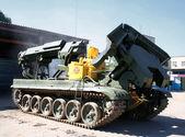 Military engineering — Stock Photo