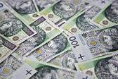 "Polish money ""100 zloty"" — Stock Photo"