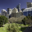 Sydney  Hyde Park - Stock Photo
