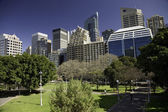 Sydney Hyde Park — Stock Photo