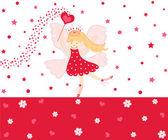 Love fairy — Stock Photo